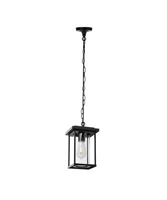 Simple Design Square Wall Lamp Round Glass Diffuser 2045a